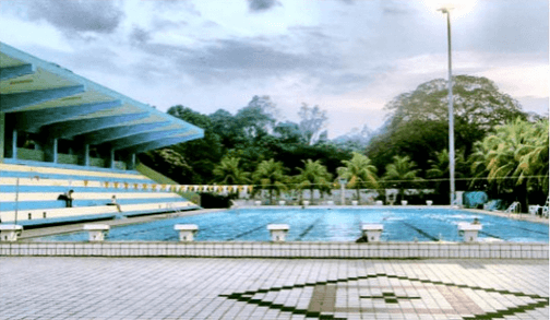 Co-Curricular Activities Branch Swimming Complex