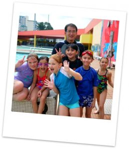 Swimming Lessons For Schools
