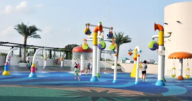 112 Katong Wet Playground