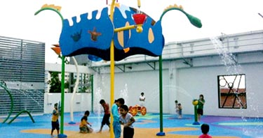 Northpoint Wet Playground