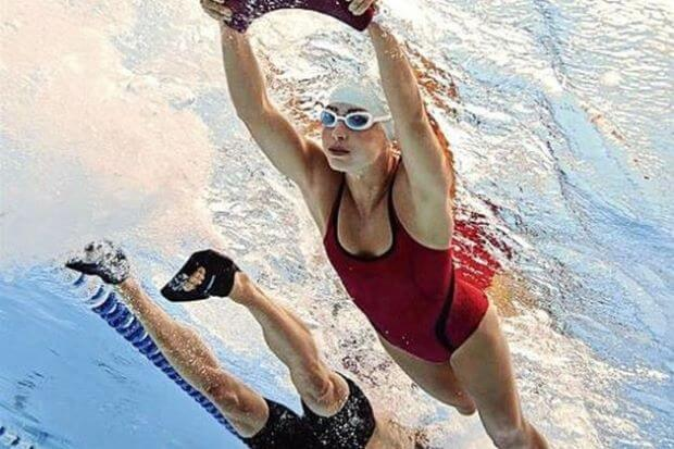 Swimming Away Excess Flab