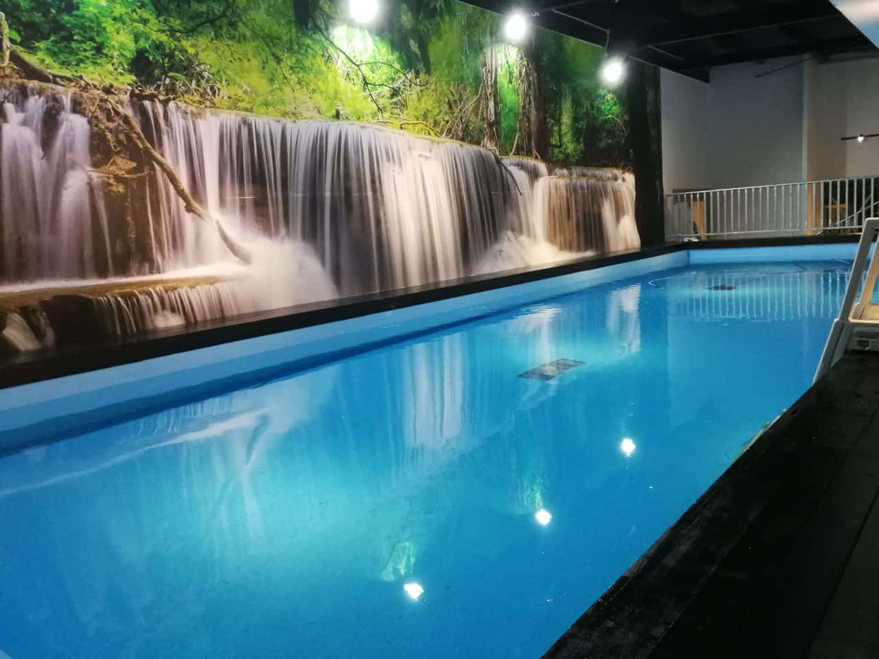 happy fish indoor heated pool jurong east - Cool Indoor Pools With Fish